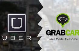 Nhìn lại 2 năm thí điểm taxi công nghệ Uber, Grab