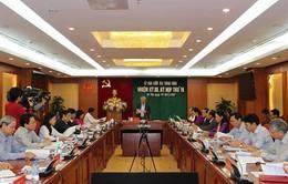 Ủy ban Kiểm tra Trung ương yêu cầu Ban Thường vụ Tỉnh ủy Vĩnh Phúc tổ chức kiểm điểm