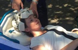 Australia phát minh nón chẩn đoán nhanh đột quỵ