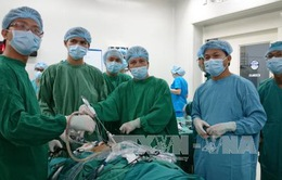TP.HCM: Bệnh viện tuyến quận mổ u gan lớn thành công