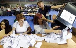 Quá trình kiểm phiếu bầu cử tại Anh diễn ra như thế nào?