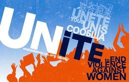 Hôm nay (25/11), Ngày thế giới xóa bỏ bạo lực đối với phụ nữ