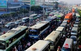 TP.HCM đề xuất giải pháp xóa 37 điểm ùn tắc giao thông
