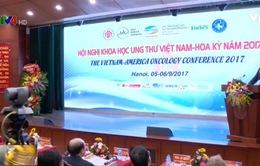 Việt Nam – Hoa Kỳ tổ chức Hội nghị khoa học ung thư
