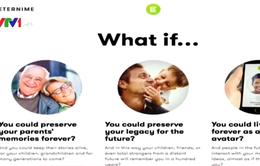 Eternime - Ứng dụng nói chuyện với người đã mất