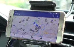TP.HCM triển khai ứng dụng chống ngập giúp người dân đi lại thuận tiện