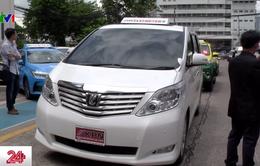 Thái Lan ra mắt ứng dụng đánh giá taxi