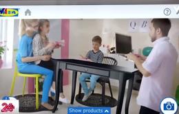 IKEA thay đổi cách mua nội thất bằng công nghệ AR
