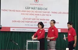 Hội Chữ thập đỏ Việt Nam phát động quyên góp ủng hộ đồng bào miền Trung