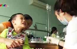Gian nan chặng đường chống chọi ung thư ở trẻ em
