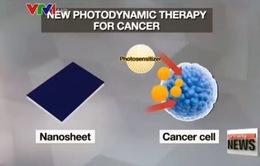 Hàn Quốc phát triển phương thức mới điều trị ung thư