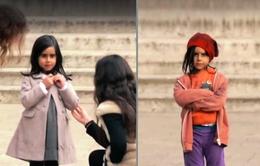 Video kêu gọi quyền bình đẳng và được yêu thương cho các bé gái