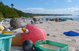 Đẹp đẽ là vậy mà hòn đảo này phải hứng chịu số lượng rác thải khổng lồ