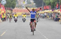 Chặng 7 Giải xe đạp toàn quốc cúp truyền hình Bến Tre 2017: Bảo Vệ Thực Vật An Giang củng cố ngôi nhất đồng đội