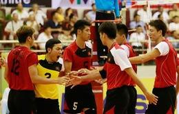 Lịch thi đấu Giải bóng chuyền các CLB nam châu Á 2017 ngày 6/7: ĐT Việt Nam tranh hạng 7