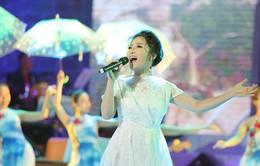 Sao Mai Bạch Trà tham gia chương trình Quảng Bình trong câu hát