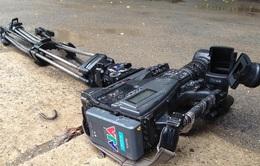 Bắt khẩn cấp đối tượng tấn công phóng viên VTV tại Sóc Sơn