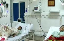 Hỗ trợ nạn nhân ngộ độc thực phẩm tại Lai Châu