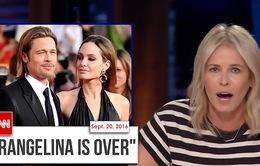 Jennifer Aniston không quan tâm tới đổ vỡ của cặp đôi Jolie-Pitt