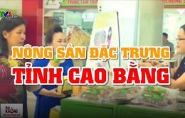 Cao Bằng mang nông sản an toàn về Hà Nội