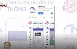 Café Sáng với VTV3: Phần mềm tránh ngập cho người dân TP.Hồ Chí Minh