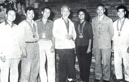 Xạ thủ Nguyễn Mạnh Hùng chia sẻ về ký ức vinh dự được gặp Bác Hồ