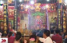 Quyết ngăn việc bán và thả chim phóng sinh tại Lễ hội chùa bà Thiên Hậu