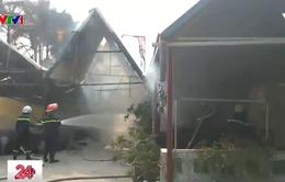 Hà Nội xảy ra liên tiếp 2 vụ cháy lớn trong một buổi chiều