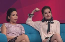 """Chi Pu trở lại Biệt tài tí hon, liên tục bị Trịnh Thăng Bình """"phản pháo"""""""