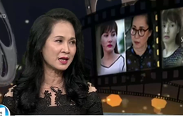"""NSND Lan Hương: Từng rất sốc khi con dâu """"bật"""" lại mình"""