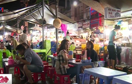 Mô hình chợ đêm cho người bán hàng rong tại TP.HCM