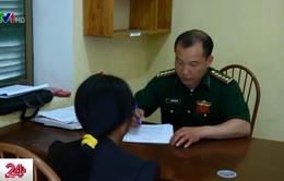Giải cứu nữ sinh bị lừa bán sang Trung Quốc