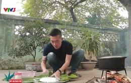 Café Sáng với VTV3: Độc đáo món cháo ăn bằng... đũa