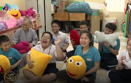 Xưởng gối của những giấc mơ dành cho trẻ khiếm thị ở TP.HCM