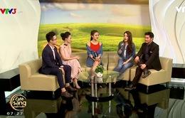 """Café Sáng với VTV3: Chuyện hậu trường giờ mới kể của """"Sắc đẹp ngàn cân"""""""