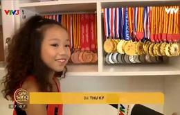 Café Sáng với VTV3: Gặp gỡ vũ công 9 tuổi sở hữu BST huy chương cực ấn tượng