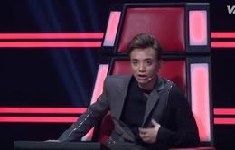 Giọng hát Việt nhí: Soobin Hoàng Sơn khuyên thí sinh học làm quen với áp lực