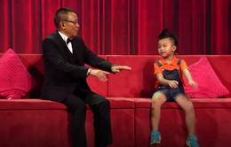 NB Lại Văn Sâm nghe tiếng Anh ngỡ như tiếng Thái, Tiên Cookie xúc động vì học trò