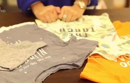 Làm thế nào để quần áo bền và không bị phai màu?