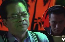 """Tập 33 phim Người phán xử: Phan Hải bắt tay với Kính """"trắng"""" lập đế chế mới, chạy trời không khỏi nắng"""