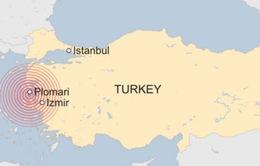 Động đất mạnh 6,3 độ richter tại Hy Lạp