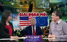 """""""Châu Âu đang đứng trước thách thức vì quan điểm, chính sách mới của Mỹ"""""""