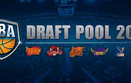 VBA Draft Pool 2017: Danh sách chính thức các cầu thủ gốc Việt tham dự Draft Day