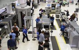 Quy định mới về an ninh sân bay tại Mỹ có hiệu lực