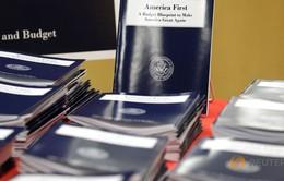 Dự thảo ngân sách 2018 của Mỹ tăng mạnh cho quốc phòng