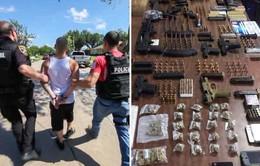 Mỹ bắt hơn 1.300 thành viên các băng đảng tội phạm