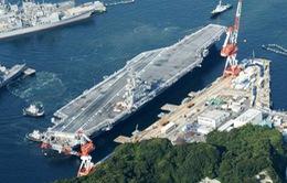 Mỹ sắp xếp lại lực lượng tại Nhật Bản