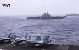 Nhật Bản, Mỹ, Ấn Độ kết thúc tập trận chung ở Ấn Độ Dương
