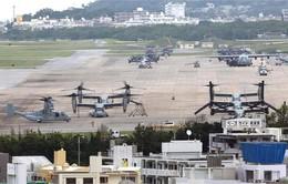 Nhật Bản tái bố trí căn cứ Mỹ ở Okinawa