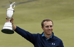 Jordan Spieth vô địch giải golf The Open Championship 2017